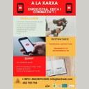 """""""A LA XARXA: ENREGISTRA, EDITA I CONNECTA'T!"""" CURS ON LINE PER A JOVES"""