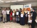 35 PERSONES FINALITZEN ELS CURSOS DEL SERVEI D'ACOLLIDA COMARCAL