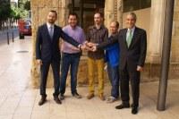 Acte de lliurament dels Premis Tarragonès 2014
