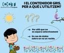 CAMPANYA DE RECOLLIDA SELECTIVA 2020: LA FRACCIÓ RESTA