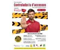 CURS DE CONTROL D'ACCESSOS PER A JOVES DE LA ZONA TRAC