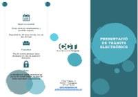 EL CONSELL COMARCAL ACTIVA A LA SEVA PÀGINA WEB L'OFICINA VIRTUAL DEL TARRAGONÈS