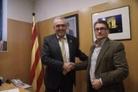 El Consell Comarcal del Tarragonès i el Consell Esportiu del Tarragonès refermen la seva col·laboració