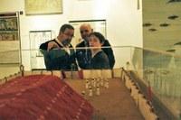 EL MUSEU BÍBLIC TARRACONENSE I EL CONSELL COMARCAL DEL TARRAGONÈS NEGOCIEN AMPLIAR L'OFERTA ARQUEOLÒGICA A L'ABAST DEL PÚBLIC