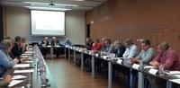 Els alcaldes del Tarragonès debaten sobre temes importants pel territori en el Consell d'Alcaldes