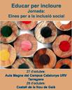 Jornada: Eines per a la inclusió social