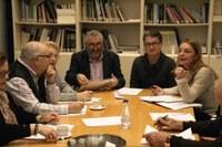 La junta de la Gent Gran del Tarragonès programa les principals activitats per a 2016