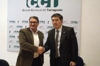 La URV i el Consell Comarcal sumen esforços en el marc del Pla d'Inclusió Social del Tarragonès