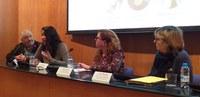 Lydia Gil parla sobre la problemàtica de la dona en la carrera investigadora