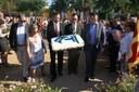 Ofrena Floral de l'11 de setembre del Consell Comarcal del Tarragonès
