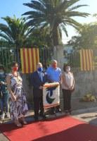 EL CONSELL COMARCAL PARTICIPA EN L'OFRENA FLORAL AMB MOTIU DE LA DIADA NACIONAL DE CATALUNYA