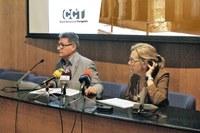 PERE VIRGILI CEDEIX LA PRESIDÈNCIA AMB UN CONSELL NET DE DEUTES
