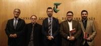 PRESENTACIÓ DEL LLIBRE EL CALL JUEU DE TARRAGONA de David Bea, Sergi Navarro i Aleix González
