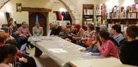 Salomó dona el tret de sortida als actes en motiu del Dia Mundial de la Poesia en diversos municipis del Tarragonès
