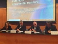 Sessió divulgativa sobre patrimoni documental comarcal