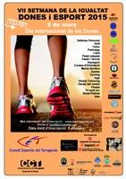 Setmana de la igualtat: dones i esport