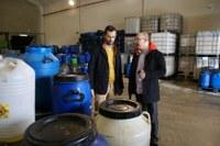 S'incrementa més d'un 25% el reciclatge d'oli domèstic, al Tarragonès.