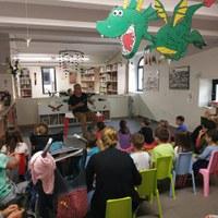 Tot a punt per a la primavera de contes 2019 a les biblioteques i punts de lectura del Tarragonès